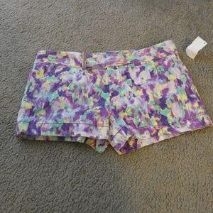 Calvin Klein Women's Shorts Mult Color Size 4